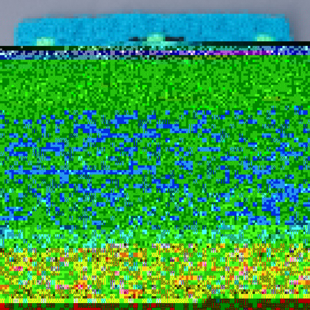 TURTLE CROCHET SQUARE